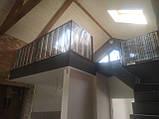 Огородження з металу для тераси, сходи, балкони., фото 10