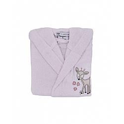 Дитячий халат Karaca Home - Doe Pembe 2020-2