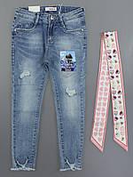 {есть:8 лет 128 СМ} Джинсовые брюки для девочек S&D,  Артикул: DT160 [8 лет 128 СМ]