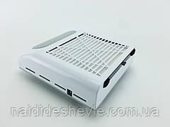 Вытяжка маникюрная BQ-858-8, 80 Вт. Белый