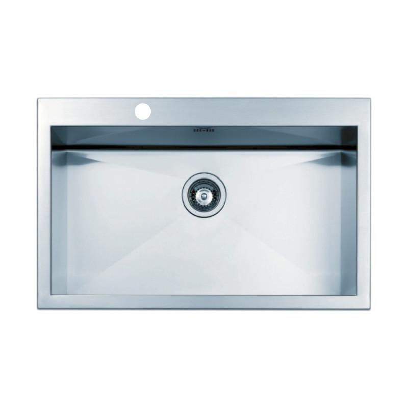 Кухонная мойка Apell Amalthea SQ72ISC Satin