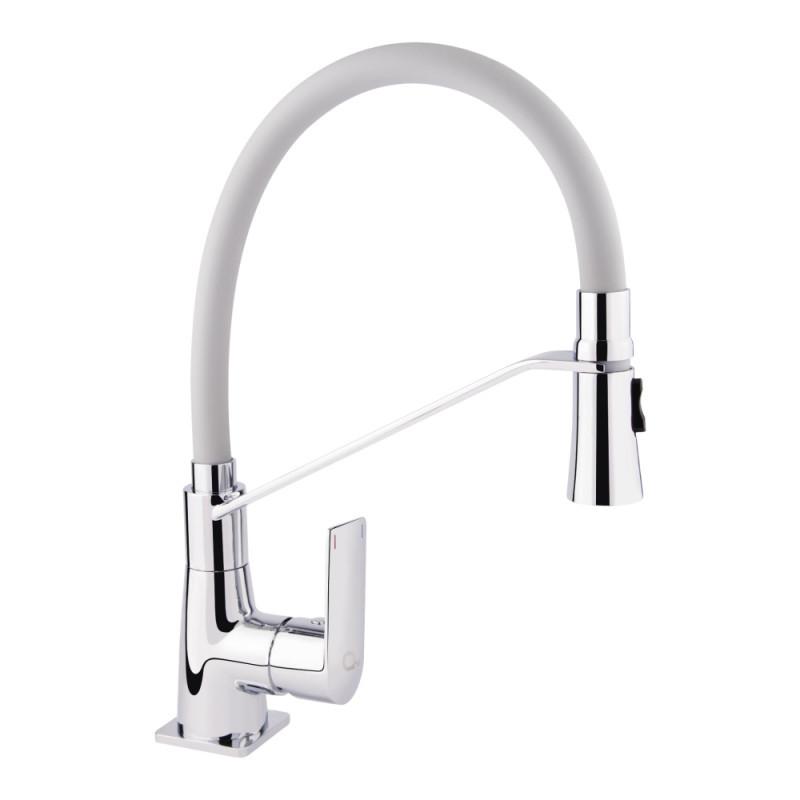 Смеситель для кухни Q-tap Estet CRG 007F