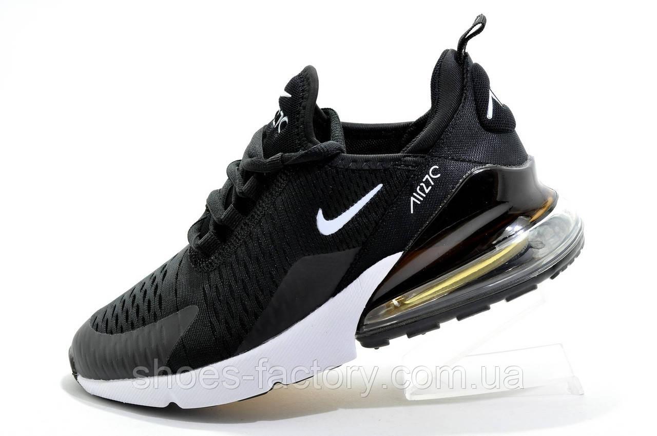 Кроссовки унисекс в стиле Nike Air Max 270, Black\White