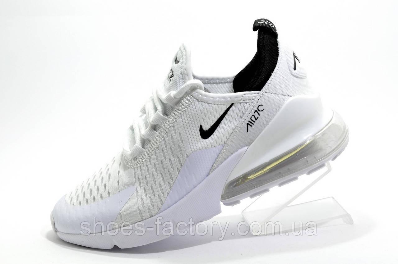 Женские белые кроссовки в стиле Nike Air Max 270, White