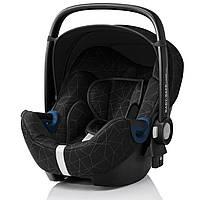 Автокресло детское Britax Romer Baby-Safe2 i-Size (Crystal Black)