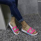 Шлепки женские размеры 36,37  А1635, фото 6
