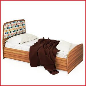 Кровать, коллекция КОЛИБРИ (Світ Меблів)
