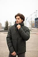 Куртка мужская зимняя хаки Glacier Intruder