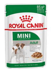 Вологий корм для собак дрібних порід Royal Canin (Роял Канін) MINI ADULT, пауч 85 г