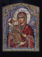 Божия Матерь «Троеручица»