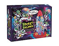 """Игра настольная """"Rocket Balance"""", укр., в кор. 24,7*18,2*5,5см, Украина, ТМ Стратег (11шт)"""