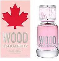 DSQUARED2 Wood Pour Femme - Туалетная вода 30ml (Оригинал)