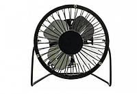Вентилятор настольный USB mini fan (12см), фото 1