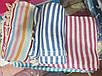 Пляжные полотенце Лен 100/180 см Турецкое (Подстилка для пляжа), фото 5