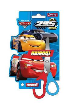 Детские канцелярские ножницы 1Вересня 13см Cars (480398)