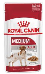 Вологий корм для собак середніх порід Royal Canin (Роял Канін) MEDIUM ADULT, 140 г