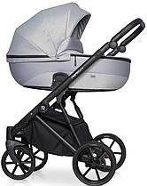 Дитяча універсальна коляска 3 в 1 Riko Nano Pro 01 Grey Fox