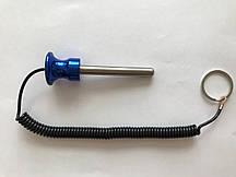 Грузоотсекатель магнитный 10*80мм, со шнуром