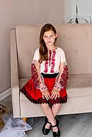 Вишита блуза дятяча, фото 1
