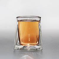 Кружки с двойной стенкой/Оригинальные стаканы с двойным дном/Стаканы double wall/Термостакан, 250 мл