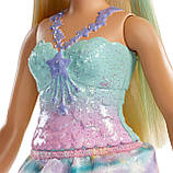 Кукла Барби Дримтопия Принцесса с белыми волосами, фото 4