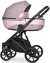 Дитяча універсальна коляска 3 в 1 Riko Nano Pro 03 Pearl Pink