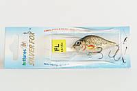 Воблер Silver Fox Carp 5cm (1-1.5м) W-CA-138-050-FL