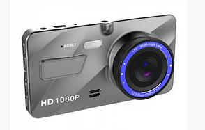 Видеорегистратор A10/F9/V2  Full HD + камера заднего вида