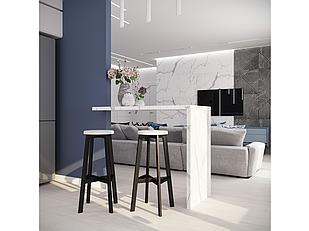 Барный стул Флай ТМ Металл-Дизайн