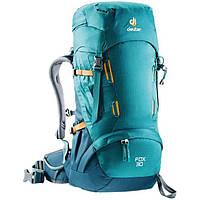 Детский походный рюкзак Deuter Fox 30 (Petrol/Arctic)