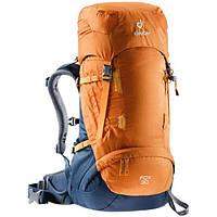 Детский походный рюкзак Deuter Fox 30 (Mango/Midnight)