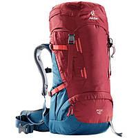 Детский походный рюкзак Deuter Fox 40 (Cranberry/Steel)