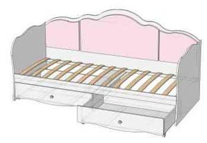 Детская кровать Ассоль Лион