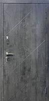 Входные двери бетон