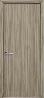 Двери межкомнатные Новый Стиль Колори Стандарт экошпон глухие 90 Сандал
