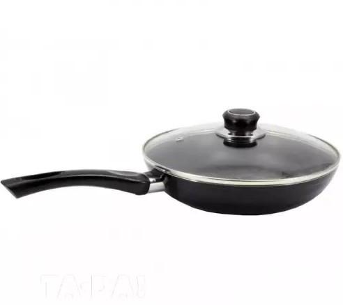 Сковорода с тефлоновым покрытием D 26 Чёрная FPN-261