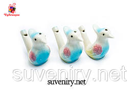 Керамическая свистулька сувенир для детей