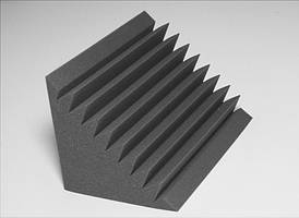 Бас ловушка Ecosound (Bass trap) 0,6х0,35м из акустического поролона