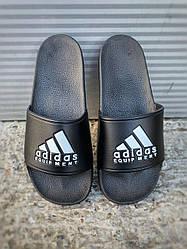 """Сланцы Adidas """"Черные"""""""