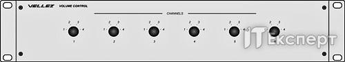 Регулятор гучності Vellez РС-80-4п