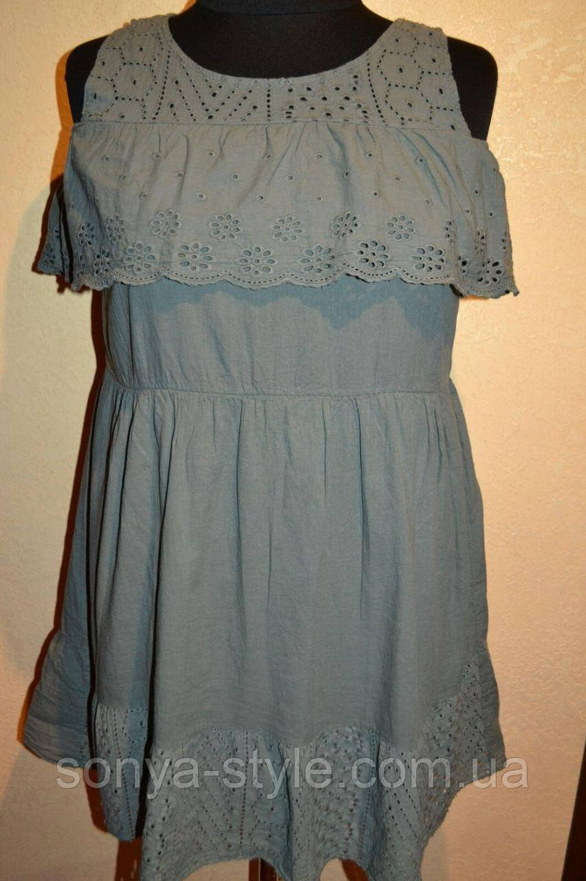 Женское платье  однотонные    больших размеров