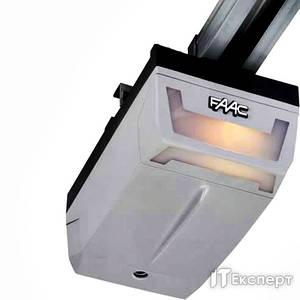 Комплект автоматики FAAC D1000 для гаражних воріт заввишки до 2,62м