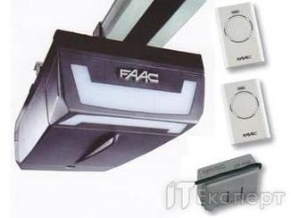 Комплект автоматики FAAC D700 для гаражних воріт заввишки до 2,62м