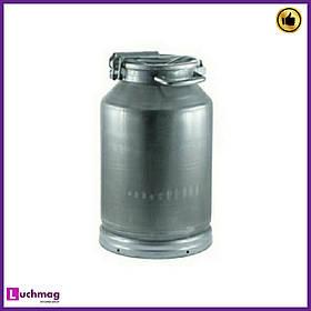 Бідон алюмінієвий для молока Калитви 25 літрів