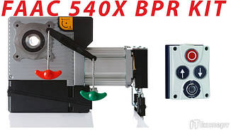 Комплект автоматики FAAC 540 V BPR