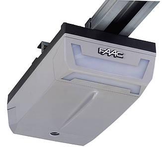 Комплект автоматики FAAC D600 для гаражних воріт заввишки до 3,8м
