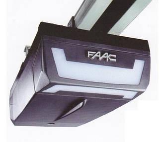 Комплект автоматики FAAC D700 для гаражних воріт заввишки до 3,2м