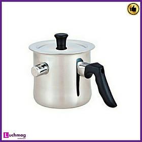 Молочник со свистком Maestro нержавеющая сталь 1.5 л