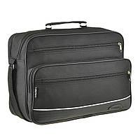 Мужская сумка Wallaby 36х26х16 см Черный (в 2650)