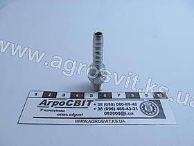 """Штуцер AGR-K 1/8""""-28  (под шланг dу=06 мм.)"""